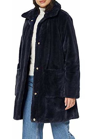 Geox Women Coats - Women's W Kaula Z Coat, Nights/ Nig F