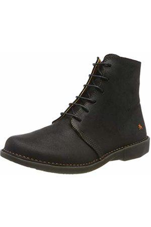 Art Women's 1096 Wax Night/Bergen Ankle Boots