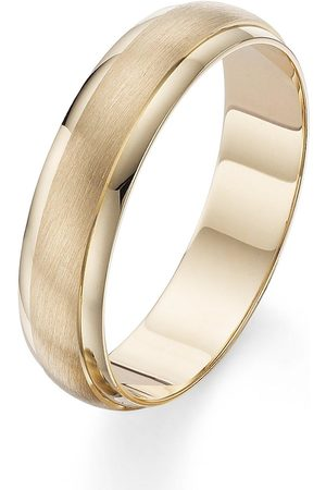 Love GOLD 9 Carat 6Mm Matt And Polished Wedding Band