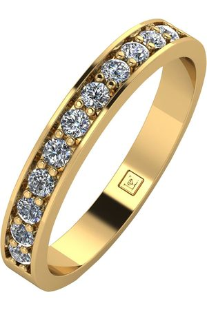 Moissanite Women Rings - Lady Lynsey 9Ct Gold 1Ct Eternity Ring