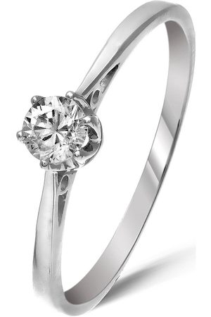 Love Diamond 9 Carat 25Pt Certified Solitaire Ring