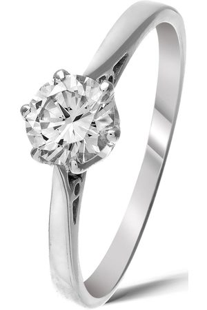 Love Diamond 9 Carat 50Pt Diamond Certified Solitaire Ring (With Certificate)