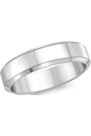 Love GOLD 9Ct 5Mm Bevel Edge Wedding Band