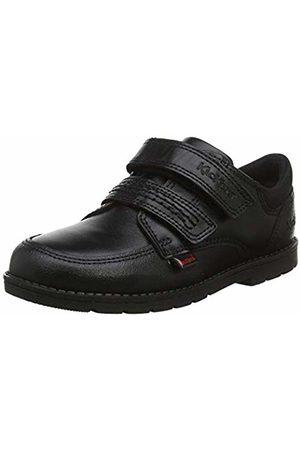 Kickers Boys' Orin Twin Toe Loafers, ( Blk)