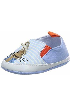 Joules Baby Boys' Littleton Birth Shoes, ( Peter Rabbit Blupeterrb)