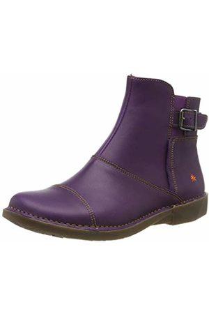 Art Women's 0917 Grass /Bergen Ankle Boots