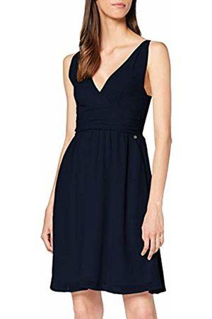 Tom Tailor Women's 1010633 Dress, (Sky Captain 10668)