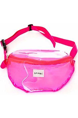 Spiral Transparent - Bum Bag Sport Waist Pack, 23 cm