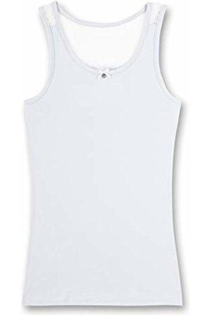Sanetta Girl's Unterhemd Vest, (Ice 1566)
