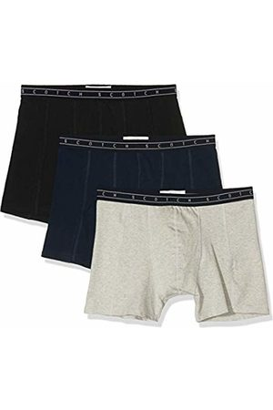 Scotch&Soda Men's Nos Underwear 3 Pack Boxer Shorts