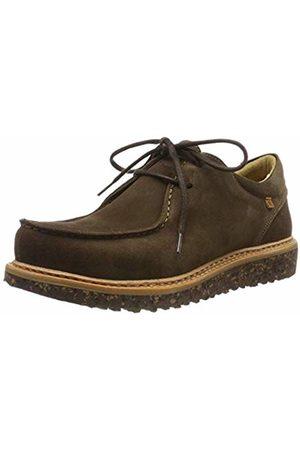 El Naturalista Unisex Adults' N5554 Lux Suede /Pizarra Boat Shoes