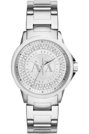 Armani Dial And Stainless Steel Bracelet Ladies Watch
