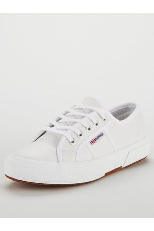 Superga 2750 Leather Plimsoll