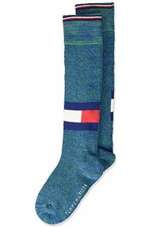 Tommy Hilfiger Boy's Th Kids Kneehigh 1p Logo Run Free Calf Socks