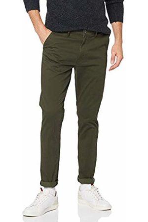Wrangler Men's Chino Trousers, Ivy XIX
