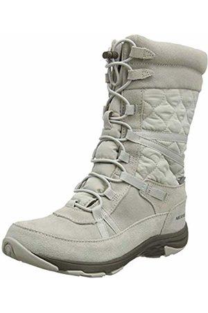 Merrell Women's Approach Tall Leather Waterproof High Boots, Off- Lining