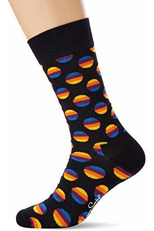 Happy Socks Men's Sunrise Dot Sock 900)