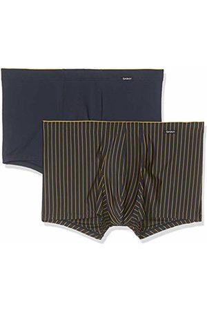 Skiny Men's Power Line Pant 2er Pack Hipster