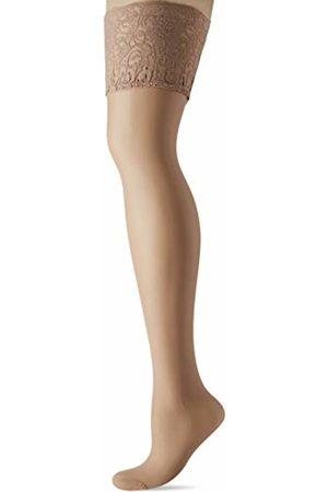 Levante Women Tights & Stockings - Women's Vanita' 15 Autoreggente 100% Made In Italy Hold-up Stockings