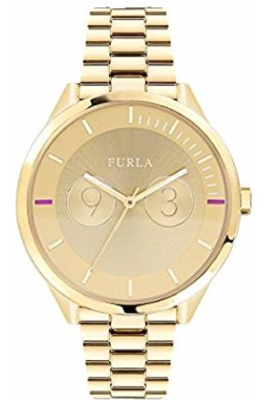 Furla Women's Analogue Quartz Watch with Stainless Steel Strap R4253102504