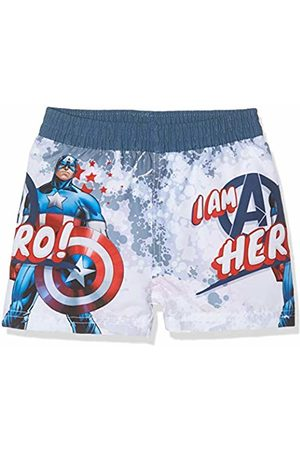 Marvel Boy's Avengers Boxer Shorts, ( Captain)