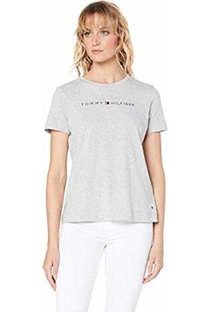 Tommy Hilfiger Women T-shirts - Women's Th Ess Hilfiger Crew Neck Tee Ss T-Shirt