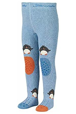 Sterntaler Baby Boys' Krabbelstrumpfhose Pinguin Hold-Up Stockings