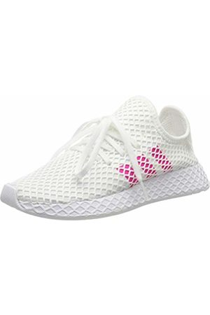 adidas Unisex Kids' Deerupt Runner Low-Top Sneakers, (Footwear /Shock /Core 0)