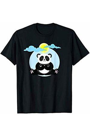 Panda Yoga Namaste Panda Yoga Meditation Namaste T-Shirt
