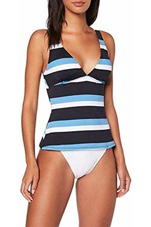 Esprit Women's Rachel Beach Pad.TNK Bikini Top, ( 001)