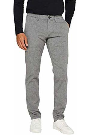 Esprit Men Trousers - Men's 089ee2b009 Trouser, ( 030)