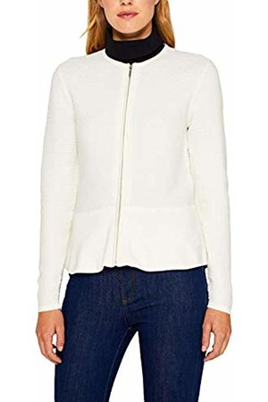 Esprit Collection Women's 999eo1i802 Cardigan, ( 110)