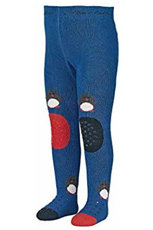 Sterntaler Baby Boys' Krabbelstrumpfhose Pinguin Hold-Up Stockings, ( 355)