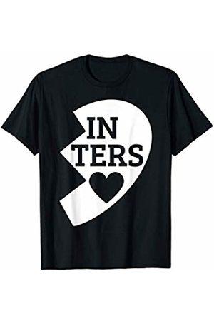 AP Matching Twins Shirts Twin Sisters Heart Matching Set 2 of 2 T-Shirt