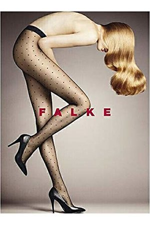 Falke Women's Dot Tights, 15 DEN