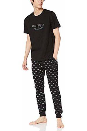 Diesel Men's UMSET-JAKE-JULIO Pyjama Set, L