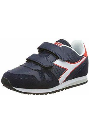 Diadora Unisex Kids' Simple Run Up Ps Gymnastics Shoes