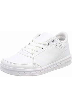 adidas Unisex Kids' AltaSport K Gymnastics Shoes, (Chalk S18/Ftwr /Real Coral S18 Chacor/Ftwwht/Reacor)