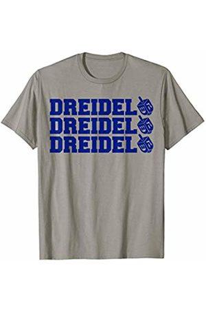 Miftees Dreidel Dreidel Dreidel Funny Hanukkah Gift T-Shirt