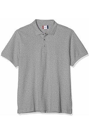 CLIQUE Men's Classic Lincoln Polo Shirt, ( Melange)