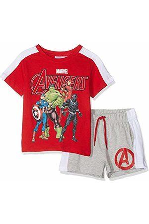 Marvel Boy's Avengers Clothing Set, ( Amarante)
