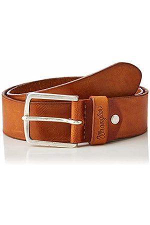 Wrangler Men's Print Belt (Cognac X81)