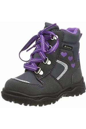 Superfit Girls Snow Boots - Girls' Husky1 Snow Boots, ((Grau/Lila 20)