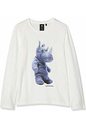G-Star G-Star Boy's Sp10075 Ls Tee Longsleeve T-Shirt