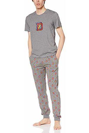 Diesel Men's UMSET-JAKE-JULIO Pyjama Set, XL