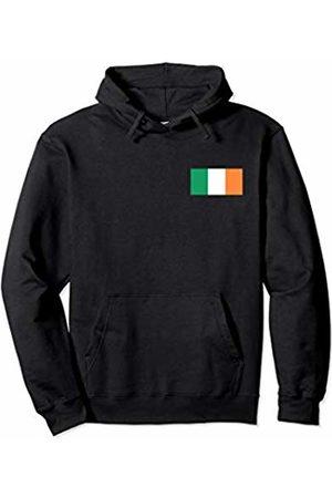 Ireland Flag T-Shirts Gifts Co. Ireland Flag Hooded St. Patricks Day Irish Flags Men Women Pullover Hoodie