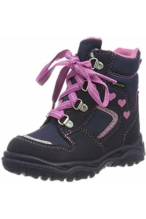 Superfit Girls' Husky1 Snow Boots, ( /Rosa 80)