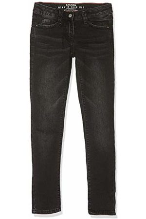 s.Oliver Girl's 66.908.71.3441 Trouser, (Dark AOP 98z2)