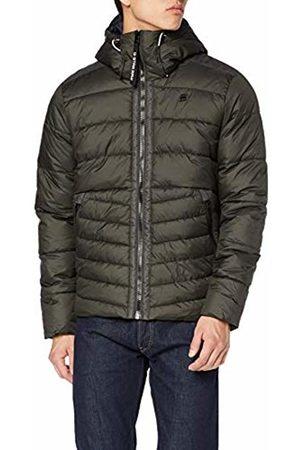 G-Star Men's Motac Quilted Hooded Jacket