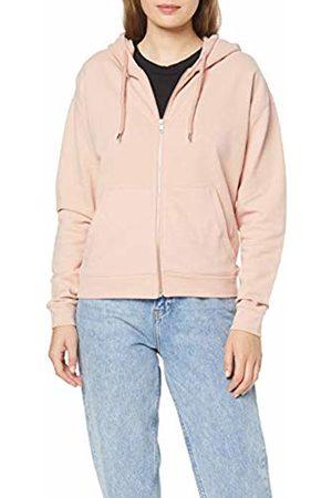 Miss Selfridge Women's Pale Zip Through Hoodie 030